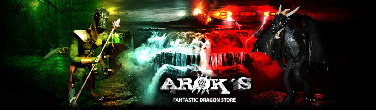 Aroks Fantastic Dragon Store